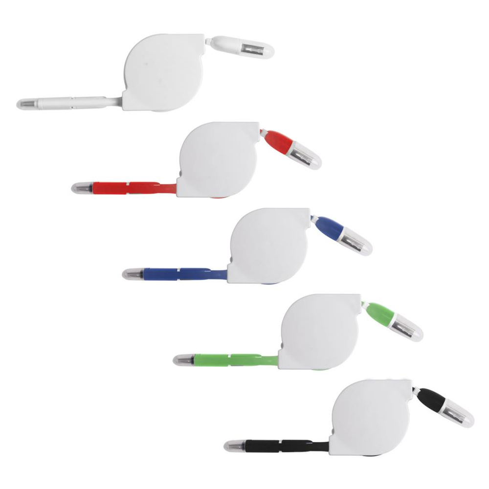 USB Multi Charger White -