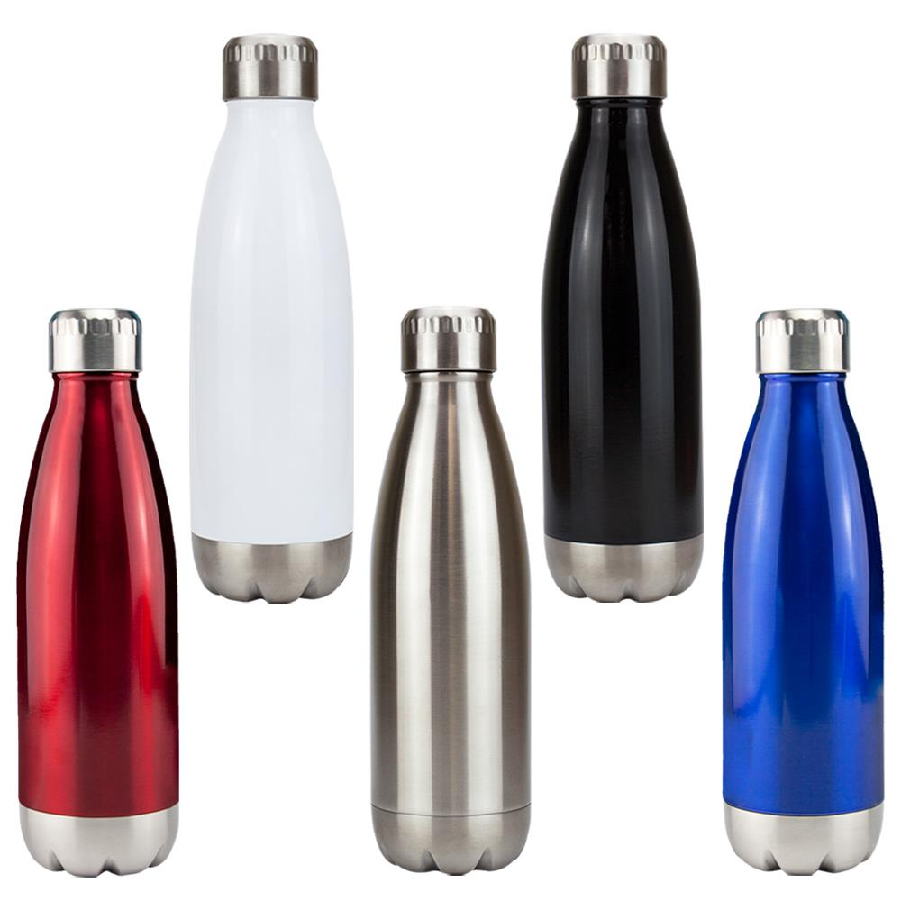 Miami Vacuum Flask - Stainless Trim